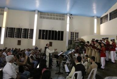 Cantata Natalina em Macaé - RJ (2)