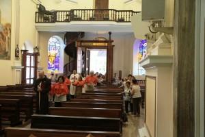 Peregrinação em Cantagalo (1)