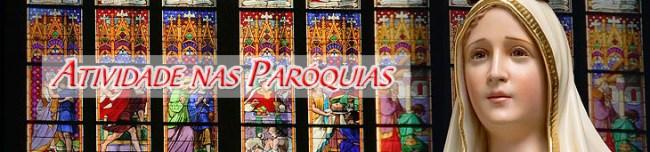 atividade paróquias