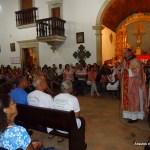 Missa na novena dos Santos Cosme e Damião em Igarassu