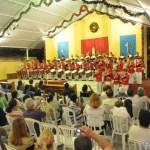 Comemoração Natalina na sede dos Arautos do Evangelho em Recife