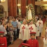 Homenagem a Nossa Senhora de Fátima - Arautos do Evangelho