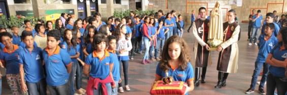 Projeto Futuro e Vida no Colégio Aniga Gonçalves - Paulista - PE