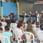 Projeto Futuro e Vida no Colégio Anita Garibaldi