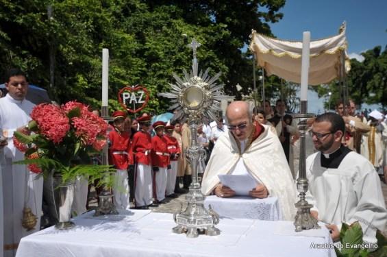 Corpus Christi em Olinda - 2016