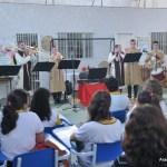 Projeto Futuro e Vida na Escola Domingos Sávio - Recife - PE