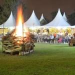 Festa Junina na sede dos Arautos do Evangelho em Recife