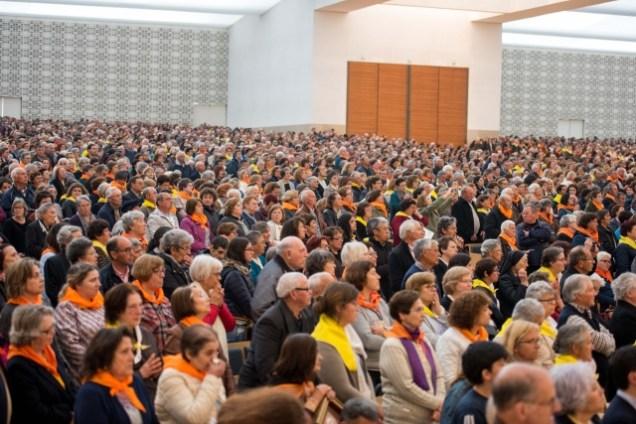 Arautos do Evangelho: XV Encontro Nacional de Fátima