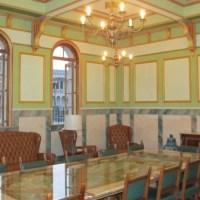 Sala de Jantar: cores, formas e carisma...