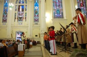Cantata Natalina na Catedral Metropolitana de Vitória