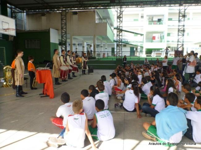 Apresentação do Projeto Futuro e Vida no CEDAF, Serra