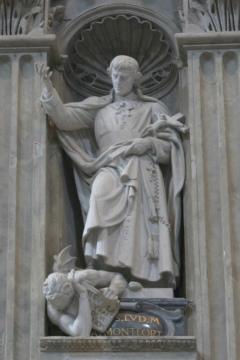Imagem de São Luis Grignion de Montfort - Vaticano