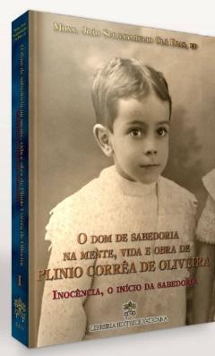 Primeiro volume da coleção