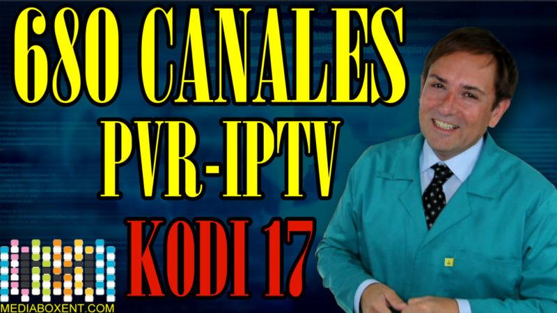 IPTV EN KODI 17