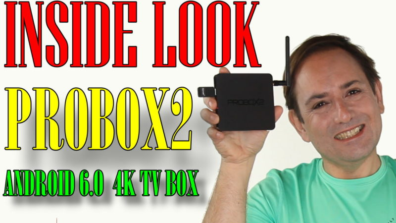 💯📢 Inside Look @ PROBOX2 Aire S905X 2GB DDR3/16GB Bluetooth 4.0