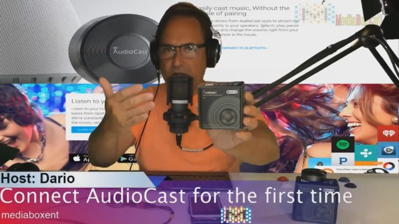 AudioCast - First time Setup + Tips & Tricks