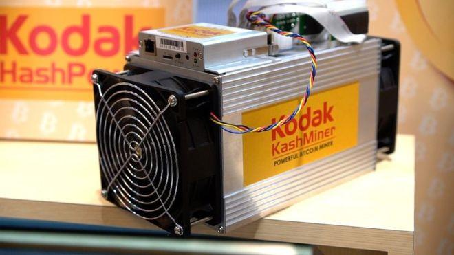 Las acciones de la firma fotográfica Eastman Kodak se dispararon casi un 120% después de revelar planes para acuñar su propia moneda criptográfica, la KodakCoin.