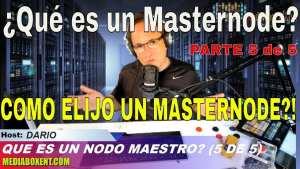 MASTER NODES 5