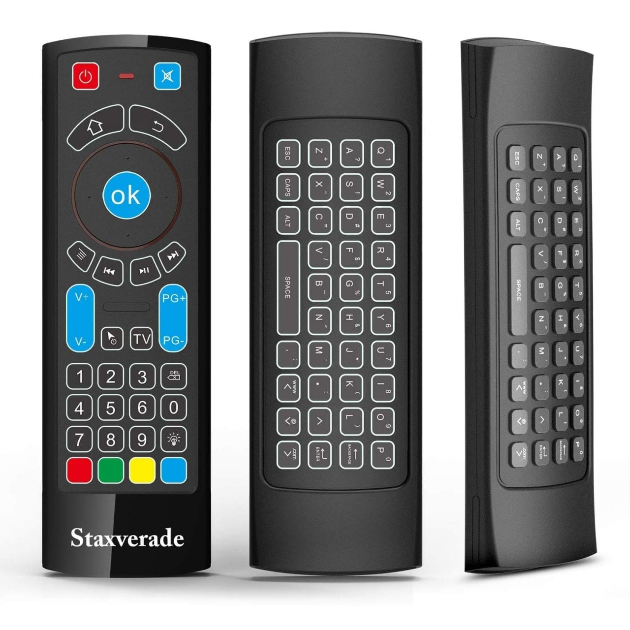 Bluetooth Remote Specifically Compatible With Amazon Fire