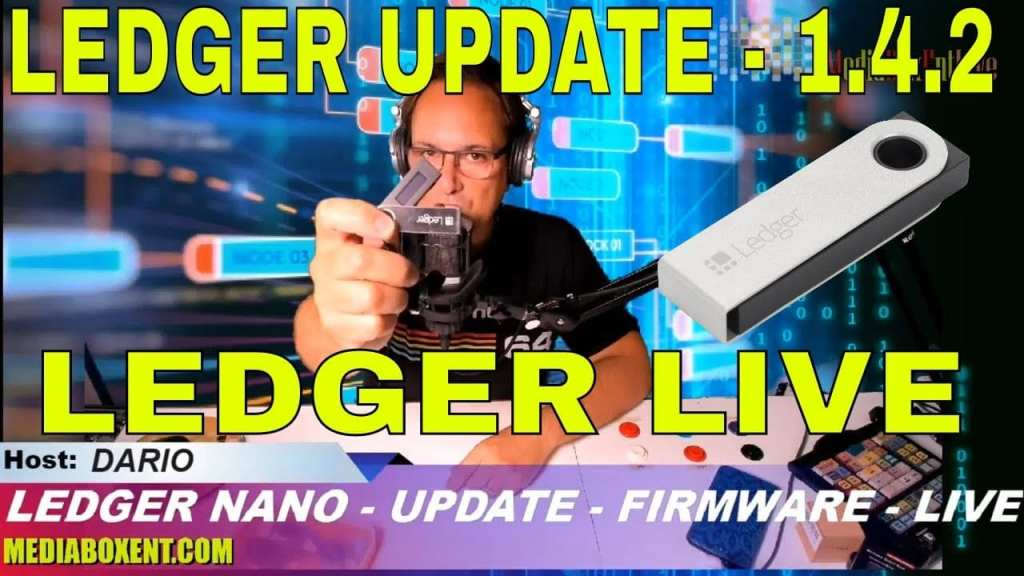 Install Ledger Live