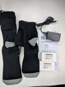 Heated Socks for Men and Women