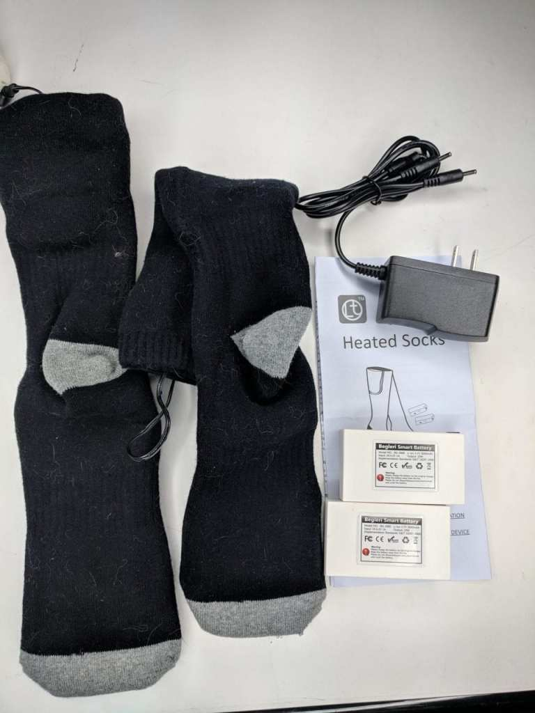 Heated Socks for Men and Women
