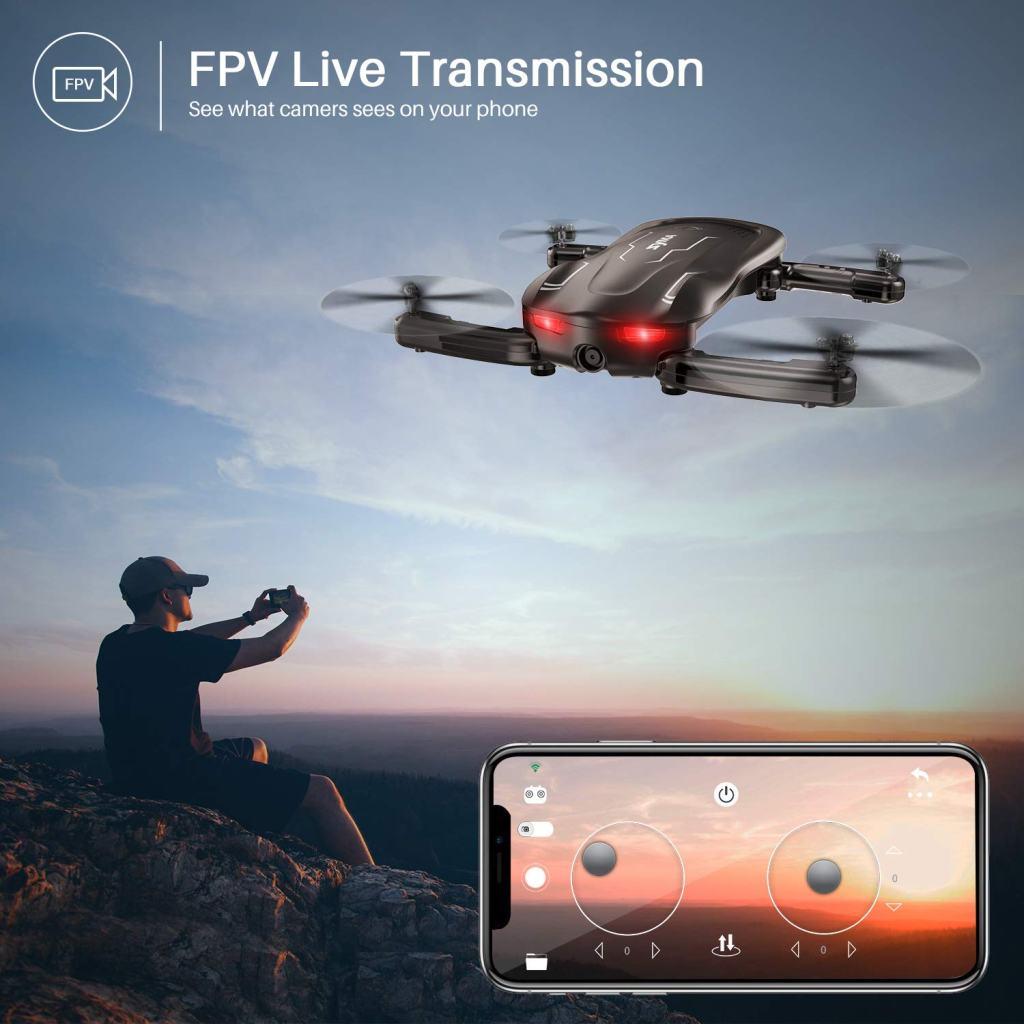 Syma Z1 Pocket Drone with 720 HD