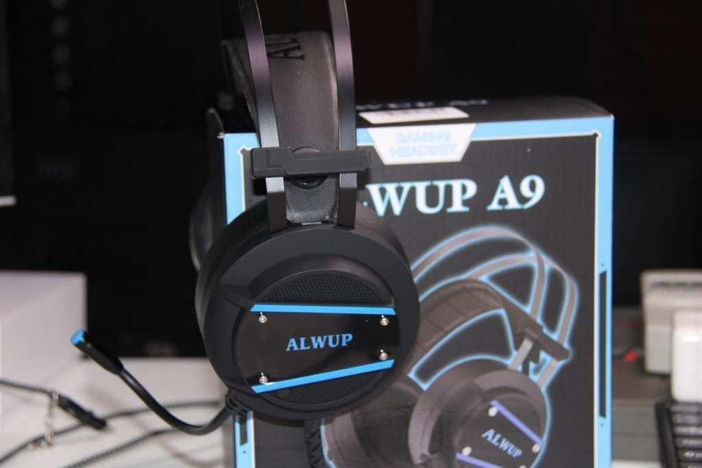 Auriculares con microfono para el Xbox One, PS4, Nvida y PC Game