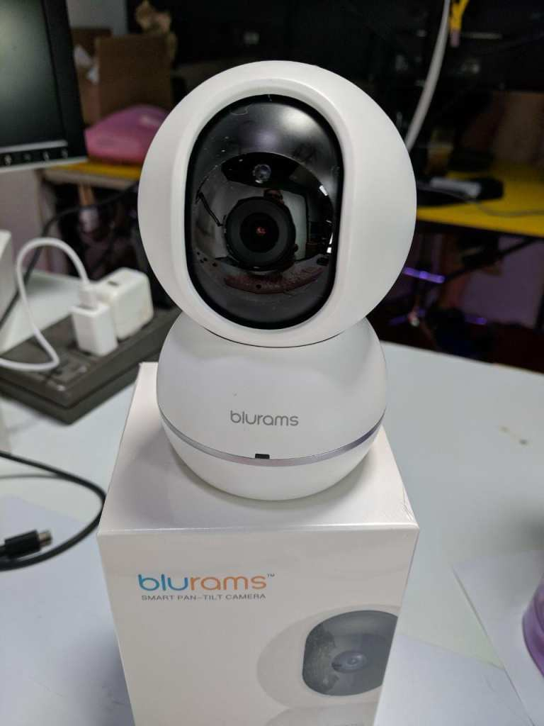 blurams 1080p Dome Security Camera with Motion