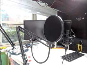 Microfono para principiantes