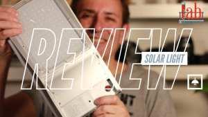 Solar LED Street Light Motion Sensor