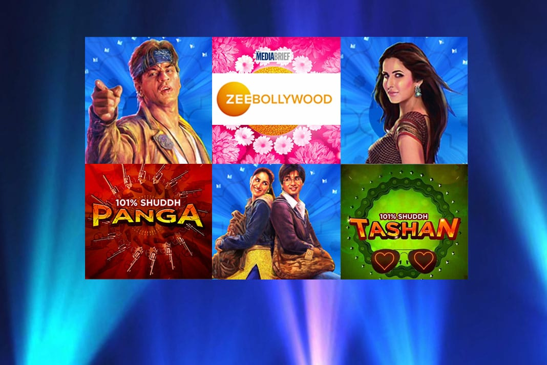 Masala movies channel ZEE Bollywood from 31 Aug; 4 brands already on board