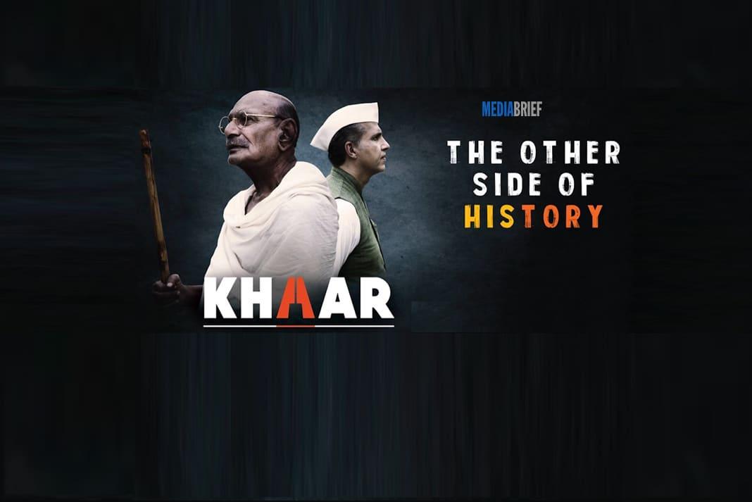 Zee5 to launch Dandi march docudrama Khaar on Gandhi Jayanti