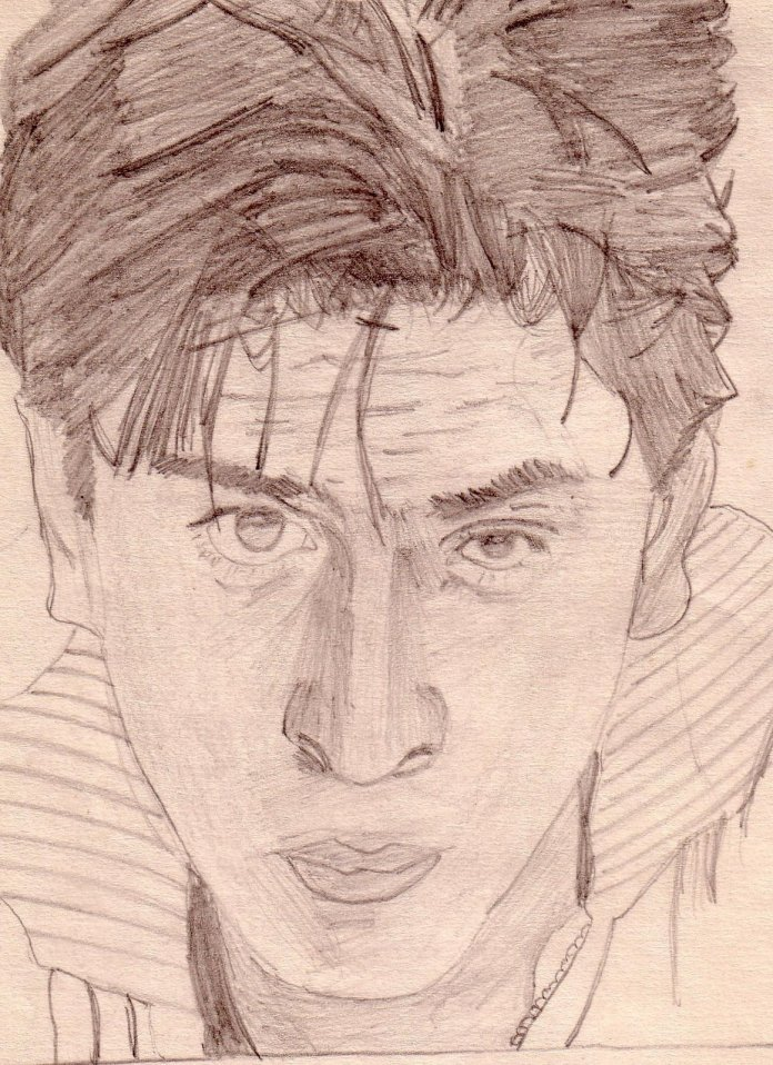 image-SAhahrukh-Khan-Comment-Saurabh-Turakhias-passion-for-celebrity-portraits-mediabrief