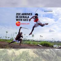 Zee enters God's own country with Malayalam GEC Zee Keralam