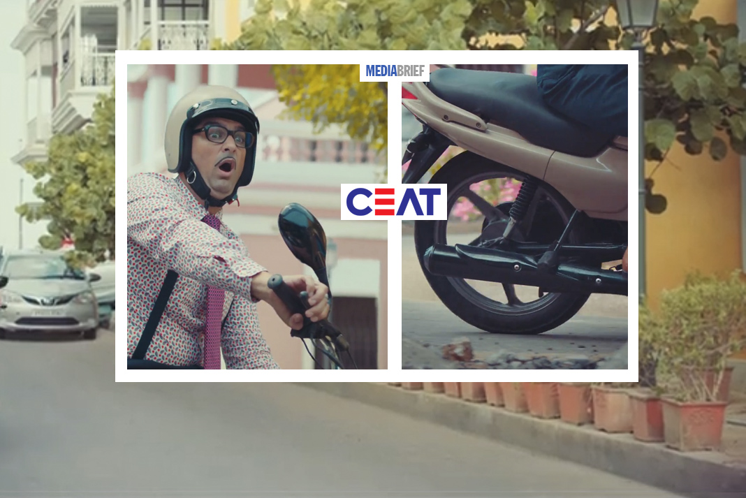 Mr Nair on old tyres - CEAT's new TVC