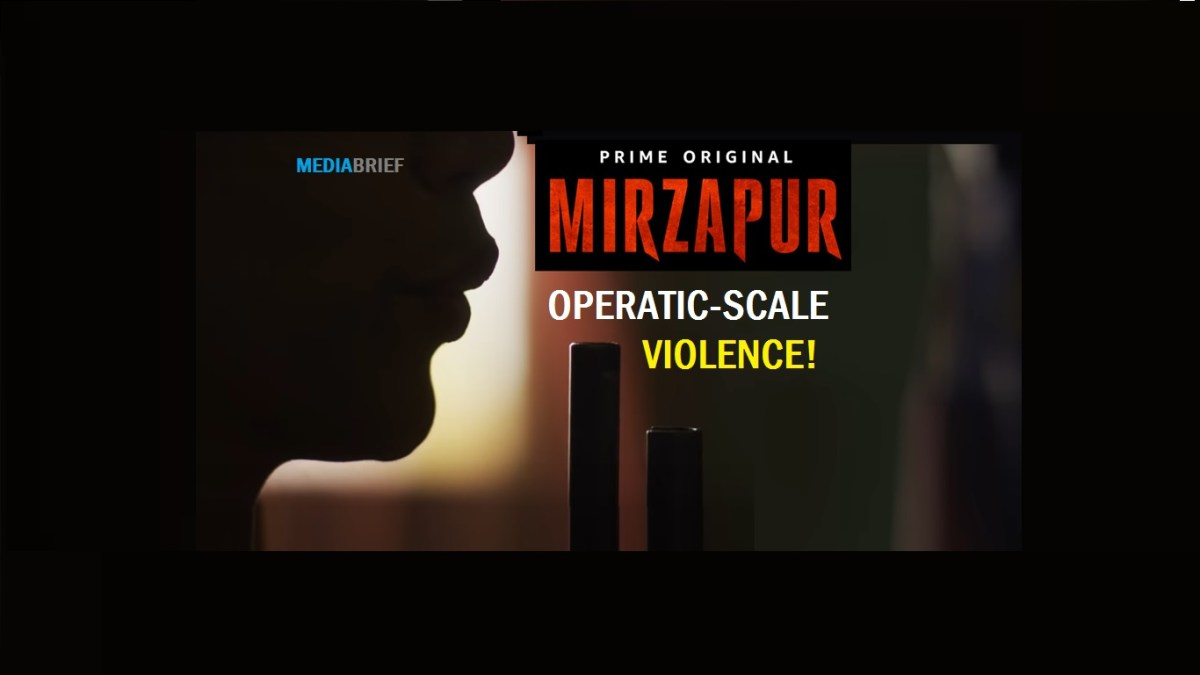Amazon Prime Original Mirzapur promises 'violence at an operatic scale'; launches 16 Nov
