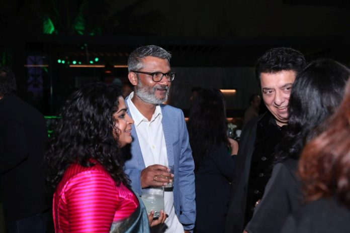 Image-Ashwiny Iyer Tiwari, Nitesh Tiwari,Sajid Nadiadwala at Hotstar Specials launch - MediaBrief