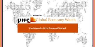 PwC Global Economy Watch 2019 says India fastest growing country in the world-MediaBrief-1