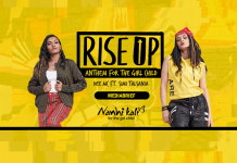 Rise Up Anthem For Nanhi Kali from Mahindra - MediaBrief