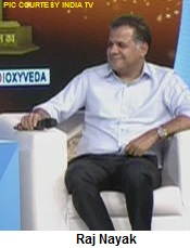 IMAGE RAJ NAYAK AT THE INDI ATV CONCLAVE