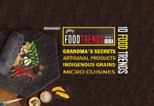 image Godrej Food Trends Report 2019 - MediaBrief