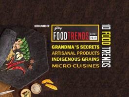 image Godrej Food Trends Report 2019 - MediaBrief