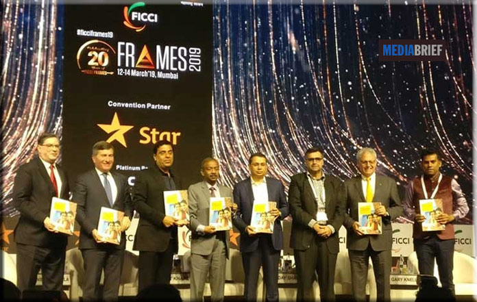 image-FICCI-EY-Indian-Media-report-released-at-FICCI-FRAMES-2019-in-Mumbai-1
