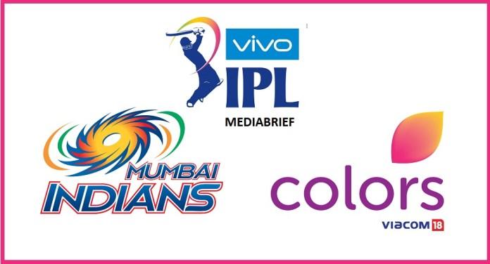 image-inpost-COLORS to be Principal Sponsor of Mumbai Indians in VIVO IPL 2019 - MediaBrief