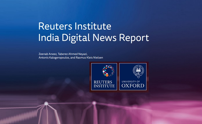 image--Reuters Institute India digital Report on Election-time thoughts of Indians with internet mediabrief