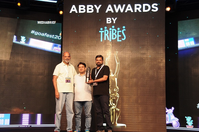 image - Broadcaster of the Year - Sony India Pictures Network India Pvt Ltd - GoaFest 2019 ABBYs Winners-MediaBrief