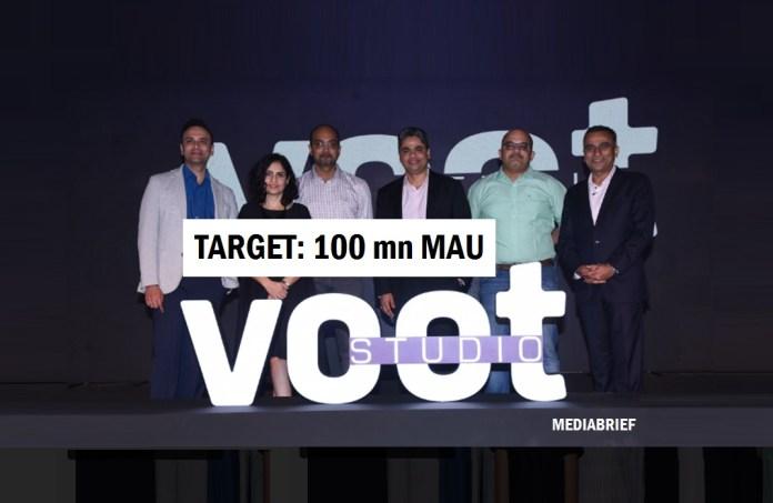 VOOT tragets 100mn MAU in 2019-20 - Mediabrief
