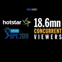 Hotstar's new concurrency record: 18.6mn viewers in VIVO IPL 2019 final