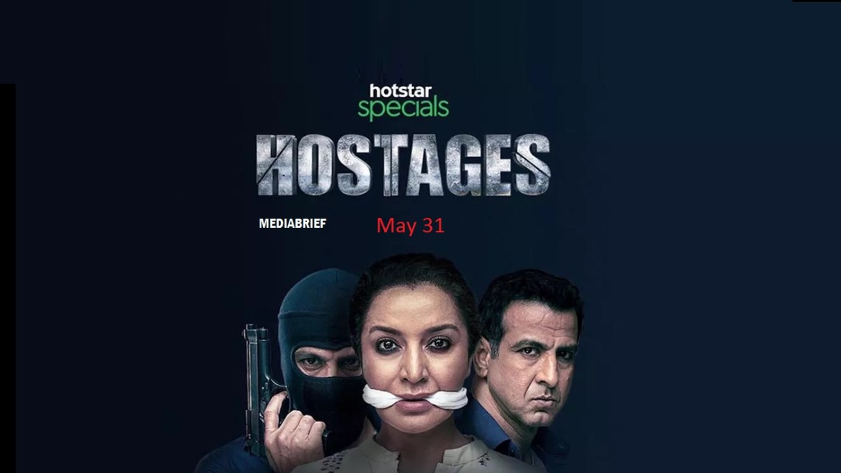 Hostages -  Hotstar's newest thriller, to launch on 31 May